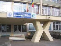 """Liceul """"Dimitrie Cantemir"""" din Iași"""