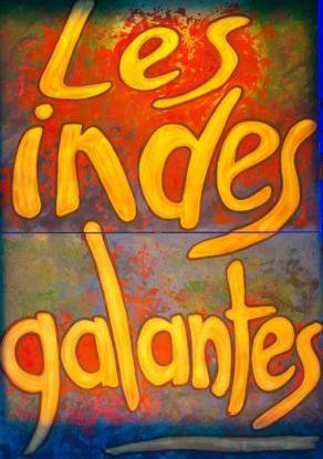 Indiile Galante