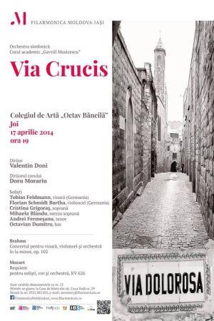 Concert vocal-simfonic - Via Crucis