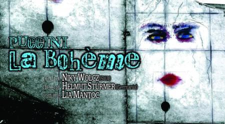 La bohème (Boema)